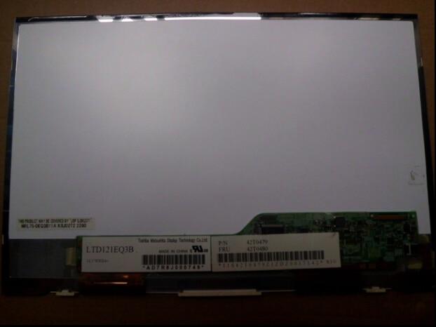 FOR IBM X200 X200s X201 X201s Brand A+ LTD121EQ3B FRU: 42T0480 1440*900 lcd display screen Free Shipping