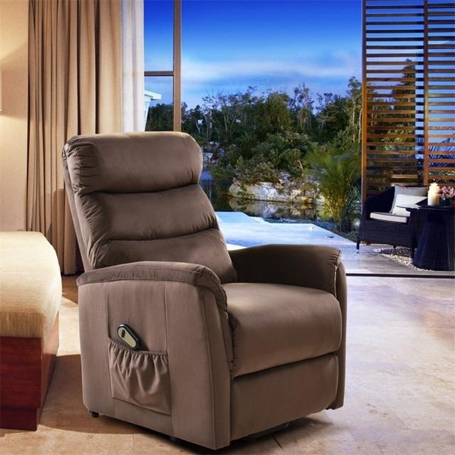 Recliner Chair w/  Footrest 1