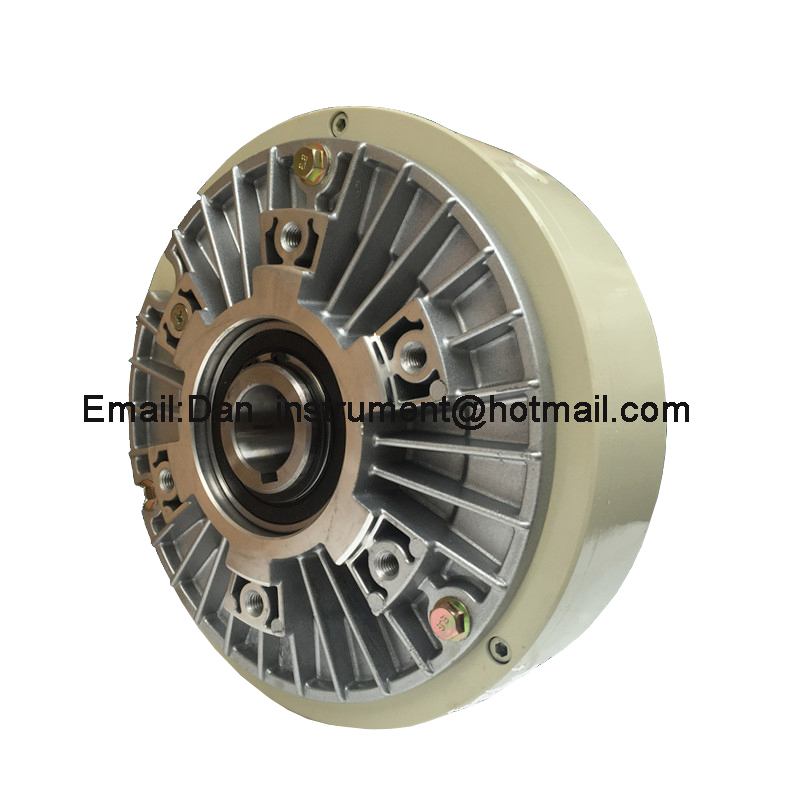 Hight qualidade eixo Oco DFZ100K Freio magnético Do pó 50n. m para a Máquina de impressão, máquina de corte