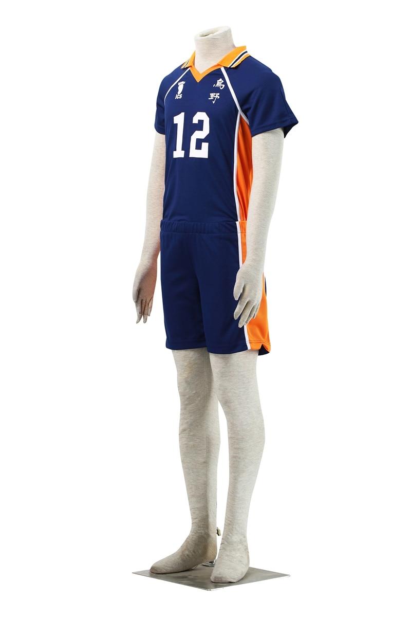 Anime Haikyuu Karasuno Sma Midorubulooka Syouyou Cosplay Seragam Fantasia T Shirt Pria Itachi Ampamp Sasuke Uchiha Jersey Nomor 12 Olahraga Voli Kostum Di Costumes Dari Novelty Khusus