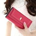 Ougold Сова Бумажник Женский Тиснением Дизайн 2016 Новый Бренд Кошелек Женщины Кошелек Телефон Монета Карманные Визитницы
