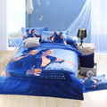 Titanic Film bedding set double queen size 100% Cotton Blanket/Duvet/Quilt cover sheet pillowcase 4 knits linens