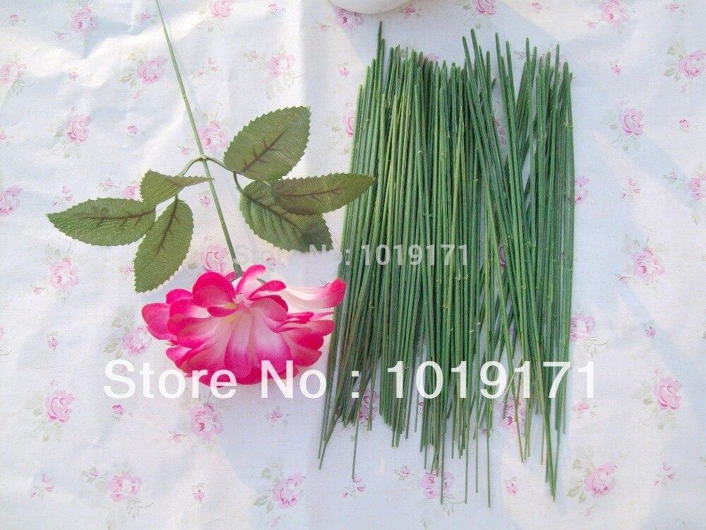 ΞRural 10 - 25CM Stamen 100pcs Floral Wire for Decorative Flower ...