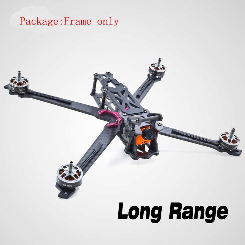 1PC GEPRC Mark2 FPV Frame Freestyle Remote Flight Frame Wheelbase 300mm Carbon Fiber Plate Aluminun Fixed Part for RC Racing FPV free shipping flight controll gyro 3d avcs for fixed fpv half set for eagle a3 super ii k5bo