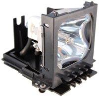 CP-X1350 DT-00601 GLH-094 para HITACHI CP-SX1350 CP-SX1350W CP-X1230 CP-X1250 DT00601 Lâmpada Do Projetor Lâmpada com habitação
