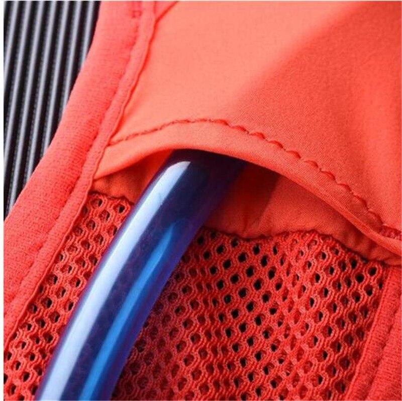 AONIJIE 5L sac à dos d'hydratation sac à dos gilet Marathon cyclisme escalade sac à dos d'eau harnais vessie course à pied - 5