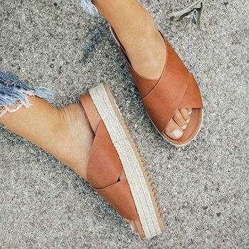 Open Toe high platform Sandals for summer 5