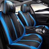 Новые спортивные настройки сиденья автомобиля общие подушки автомобильный коврик автомобиль Стайлинг для BMW Audi Honda CRV Ford Nissan все автомобили