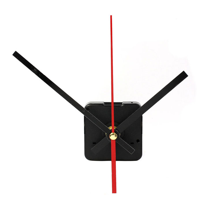 Home Wider Hot Selling High Quality Quartz Clock Movement Mechanism DIY Repair Parts with Hands New Free Shipping