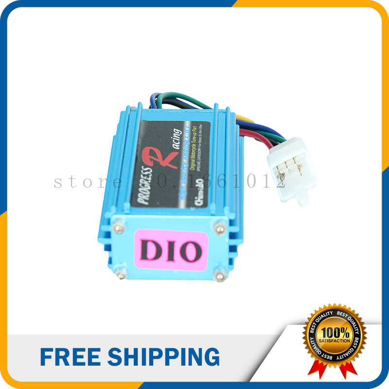 Motorcycle Parts DIO 50 Ignition CDI For Honda DIO 2 Punches 50cc ATV Dirt  Bike Go