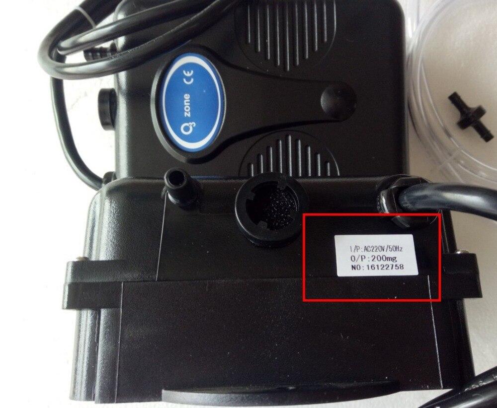 gerador de ozônio amp plug apto balboa