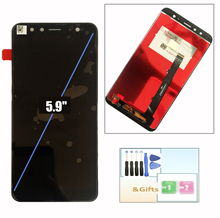 Nuovo Per Gome U7 Display LCD e Touch Screen + strumenti Digitizer Assembly Smartphone di Ricambio 5.9""