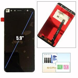 """Image 1 - חדש עבור גומא U7 LCD תצוגת מסך מגע + כלים Digitizer עצרת Smartphone החלפת 5.9"""""""