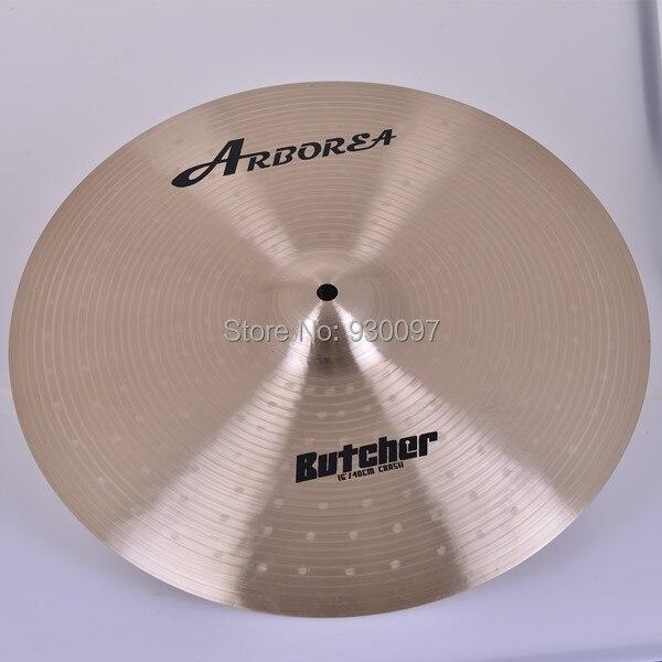 hot selling  bronze cymbal , high quality BUTCHER 16crashhot selling  bronze cymbal , high quality BUTCHER 16crash