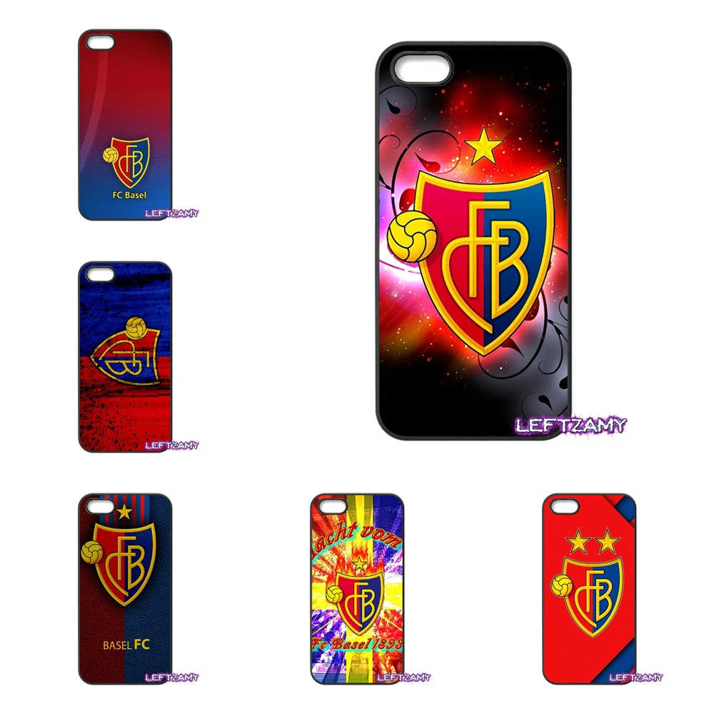FC Basel Soccer fashion Logo Hard Phone Case Cover For iPhone 4 4S 5 5C SE 6 6S 7 8 Plus X 4.7 5.5 iPod Touch 4 5 6