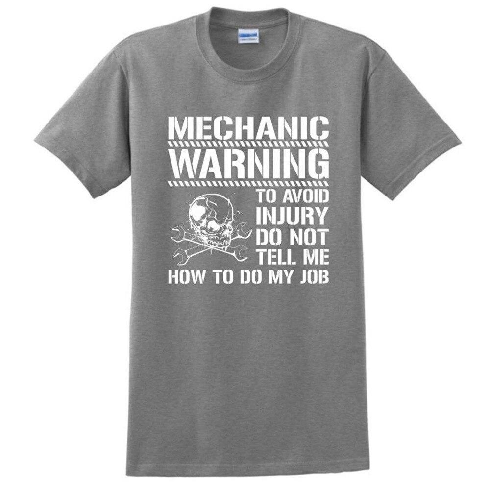 Desain t shirt elegan - Menghindari Cedera Tidak Memberitahu Saya Bagaimana Untuk Melakukan Pekerjaan Saya Mechanic T Shirt Asli Desain T Shirt Cetak