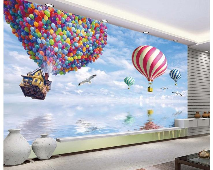 Popular illusion wallpapers buy cheap illusion wallpapers for Custom wallpaper mural