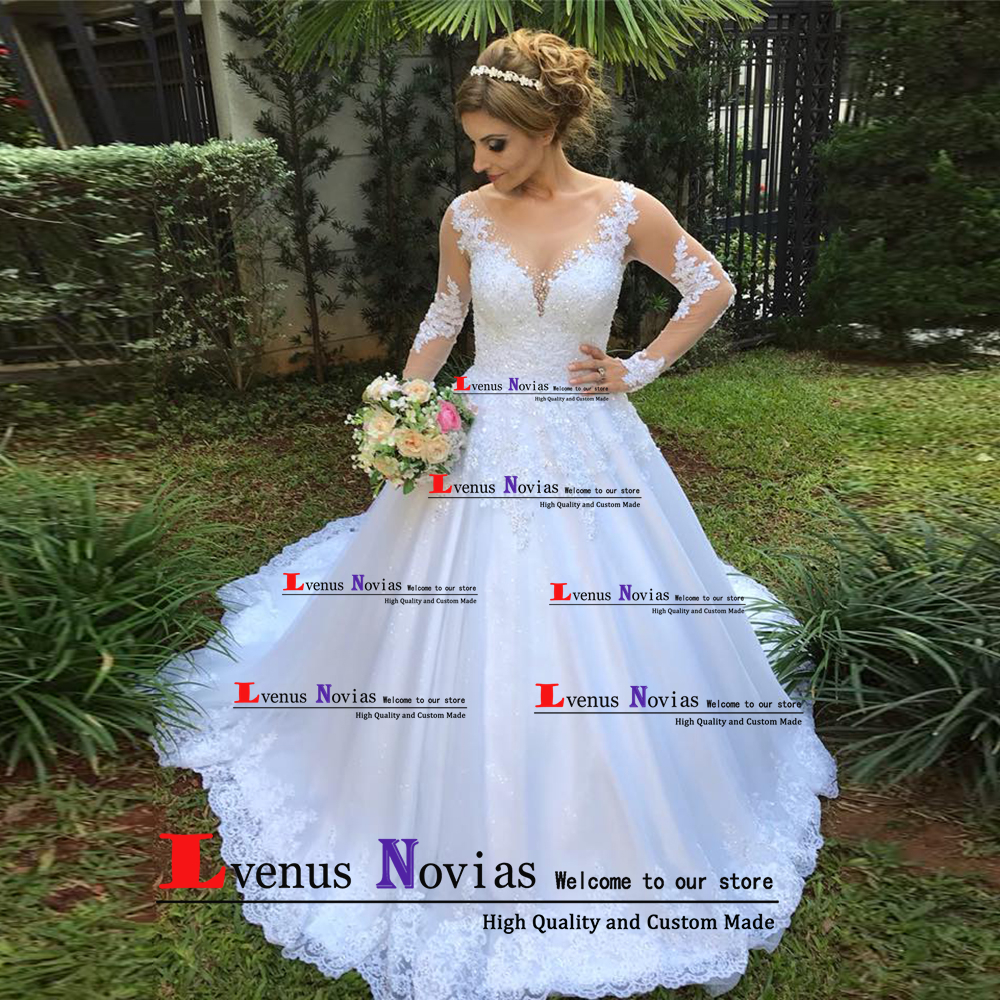 Vestidos De Noiva White Lace Bridal Dresses Boda Sexy Boho Long