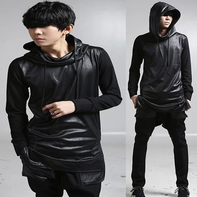 Unique And Fashionable Long Men: New Mens Fashion Cool Stylish Avant Garde Unique Long