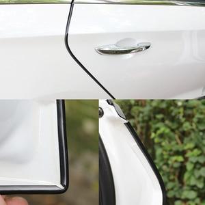 Image 4 - 車ドア傷プロテクターストリップエッジガードシールステッカートリムスタイリング Lada グランタベスタ Xray トヨタ現代フォード