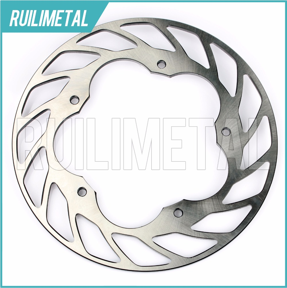 Stainless 1 New Rear Brake Disc Rotor for BMW S1000RR S 1000 RR S 1000RR 2009 2010 2011 2012 2013 2014 09 10 11 12 13 14 5 holes rear brake disc rotor for bmw r 1200 gs 2013 2014