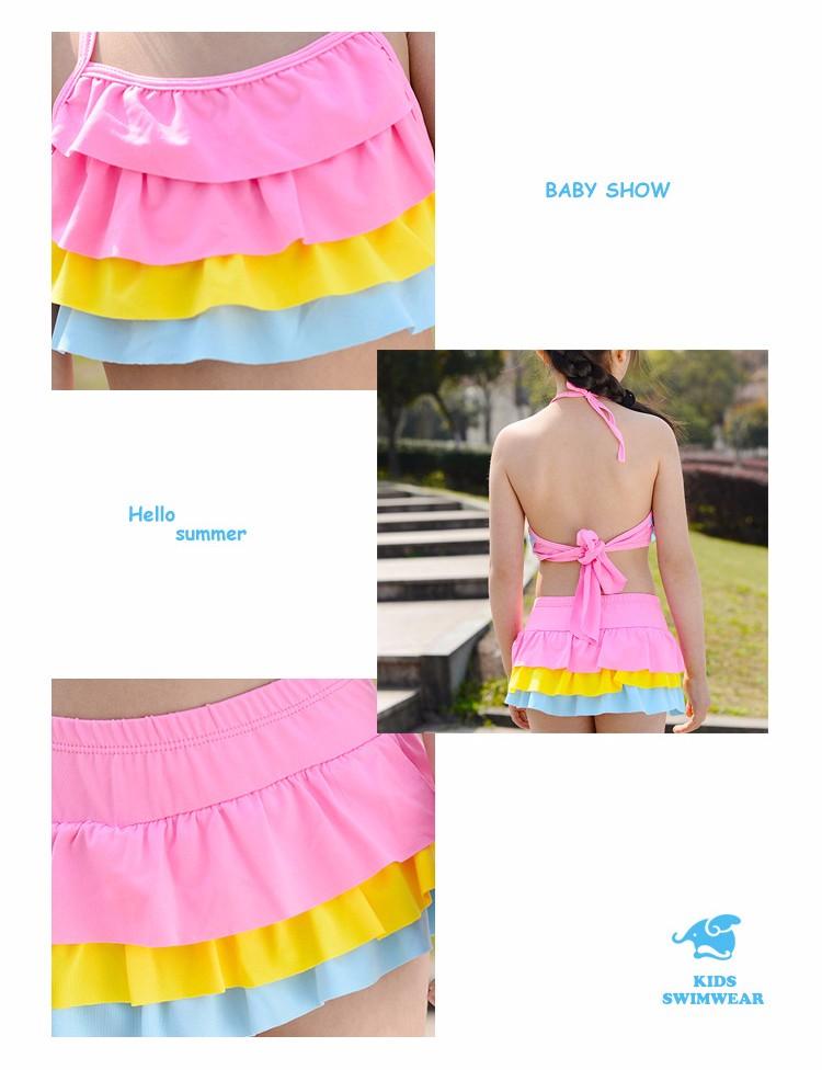 sunny eva girls swimwear floral 17 bathing suits kids girl swimwear swimsuit girls kids designer baby swimwear bathing cap 6