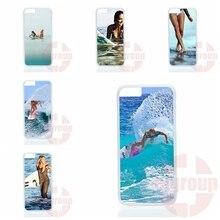 unique Billabong Surfboards For HTC One X S M7 M8 Mini M9 Plus A9 Desire 816 820 Sensation XL 826 hard plastic protective