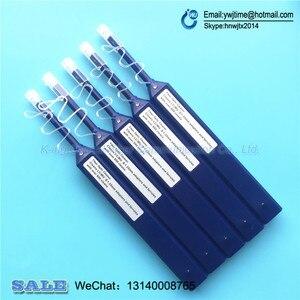 Image 3 - 光ファイバ通信ツールワンクリック1.25ミリメートルlcコネクタ光クリーナーとlc mu光ファイバークリーニングペン