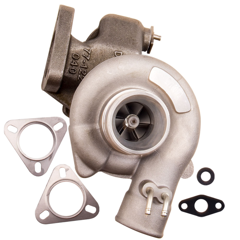 TD04 TF035 Turbo For Mitsubishi L200 Pajero 2.5L 4D56 1993 1994 1995 1996 MR355222 Water Cool Turbocharger Turbine 3 Bolts