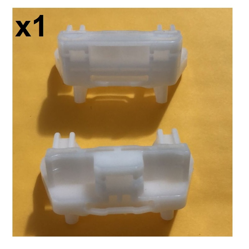 X1 Set FOR FORD FOCUS WINDOW REGULATOR REPAIR KIT CLIP FRONT-LEFT 1997-2006