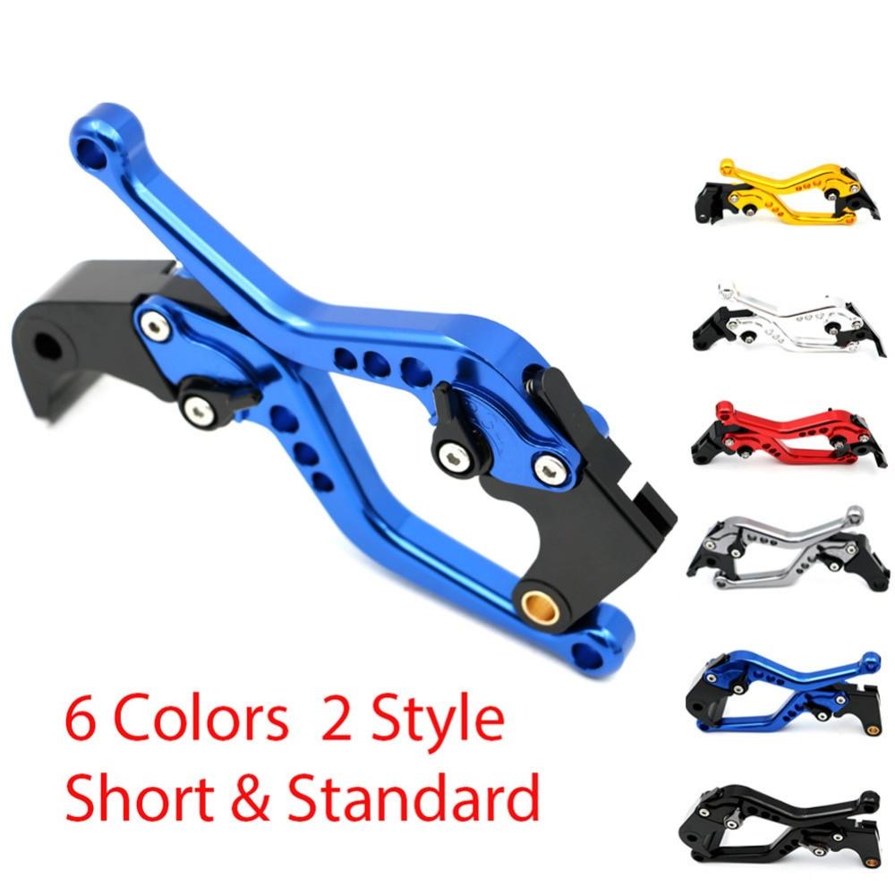 Motofans - Motorcycle CNC Adjuster Clutch Brake Levers for Kawasaki ZX7R/ ZX7RR 1989-2003 ZX9 1994-1997 ZX1100/ ZX-11 1990-2001