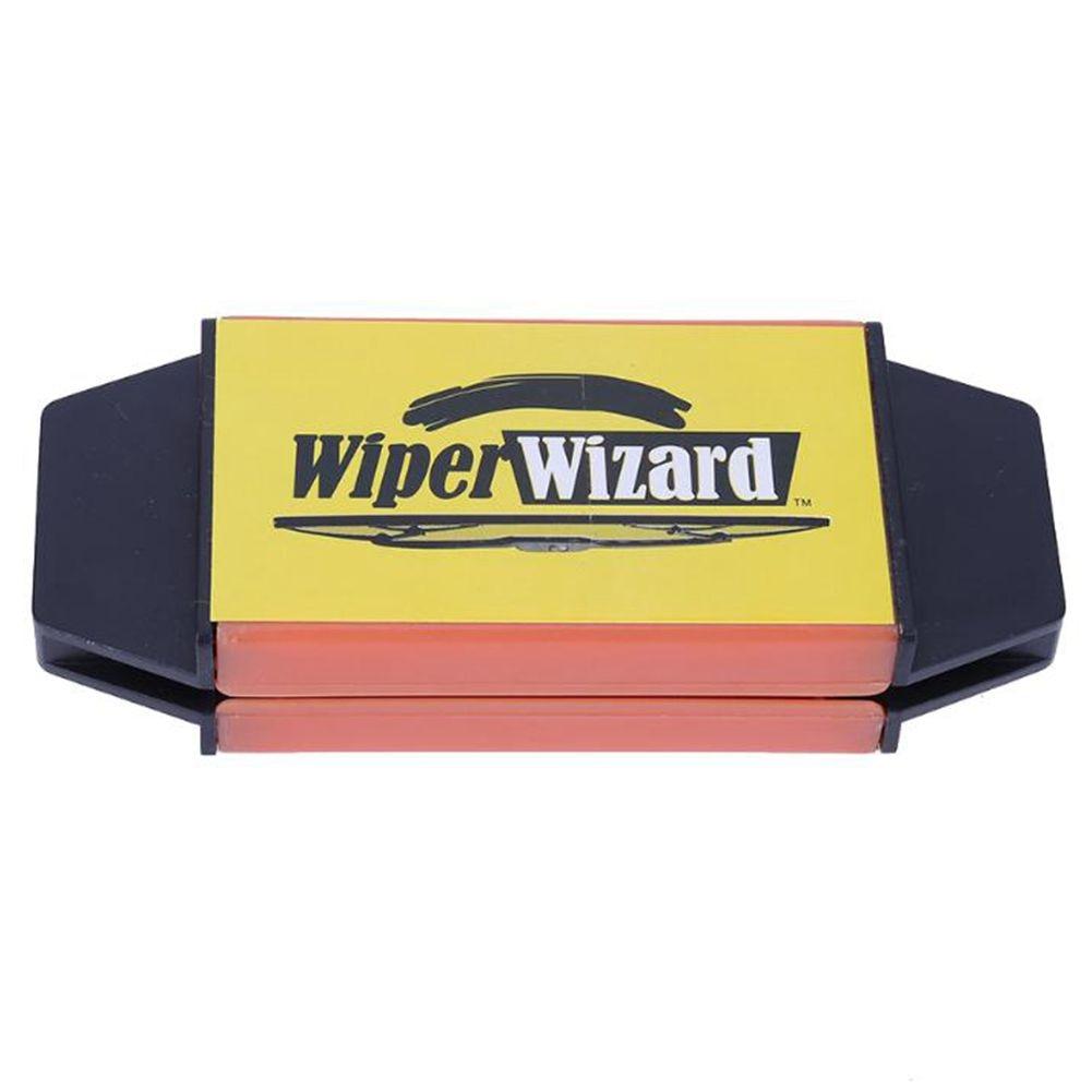 Car Windshield Wiper Wizard Auto Windshield Scratch Restorer With 5PCS Windscreen Wizard Wipes Car Repair Tools
