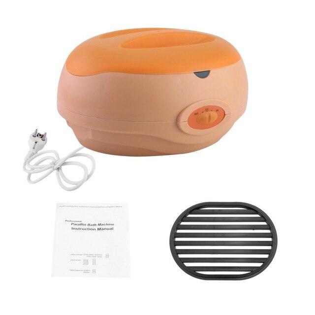Parafin ısıtıcı terapi banyo balmumu Pot isıtıcı Salon Spa balmumu ısıtıcı güzellik ekipmanları Keritherapy sistemi cilt bakımı aracı dropshipping