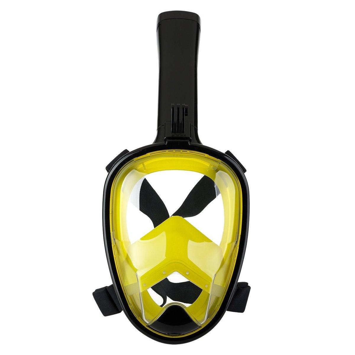 Anti-brouillard Équipement de Plongée En Apnée Visage Sec Masque Appareil Respiratoire À Air Accessoires Snorkel Set Plongée Plongée Sous-Marine Aqualung - 3
