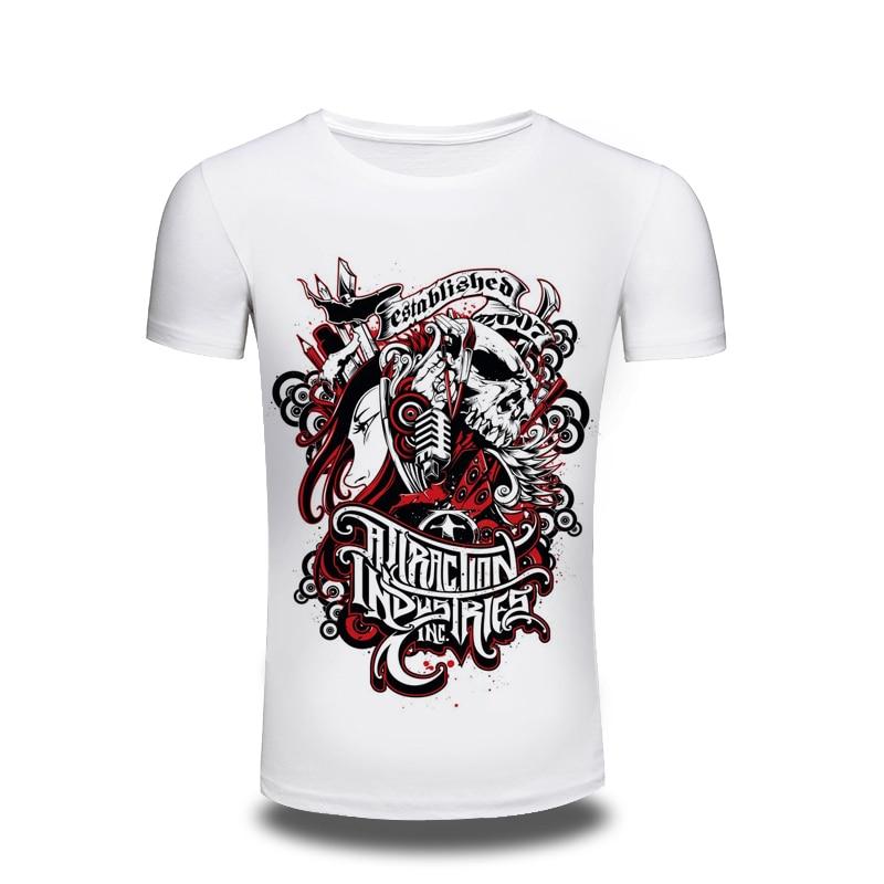 2016 fashion short sleeve punk street wear t shirts funny for Wear my t shirt