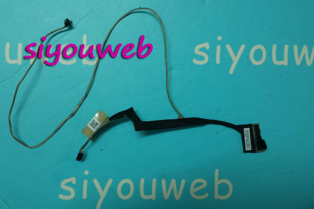 NEW FOR TOSHIBA Z930 LAPTOP LED LCD LVDS Flex Screen Video Cable P/ N:DC02C005D00,FREE SHIPPING!!