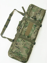 85CM New Tactical Heavy slip Carrying Dual Rifle Case Gun Bag for M4 Hunting Airsoft Military