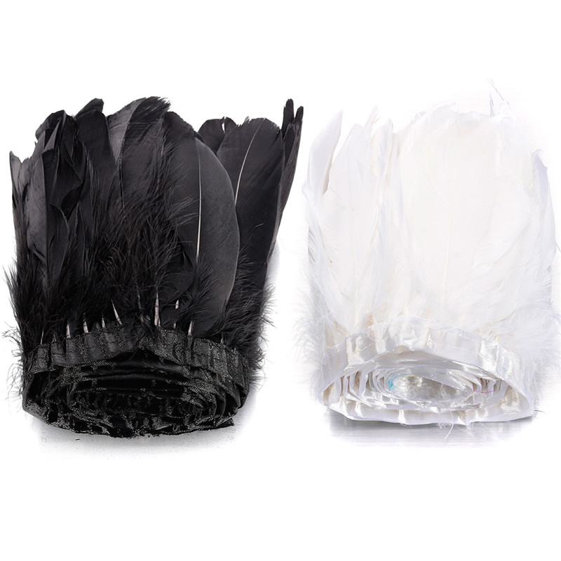 Popular white feathers craft buy cheap white feathers for Where to buy craft feathers