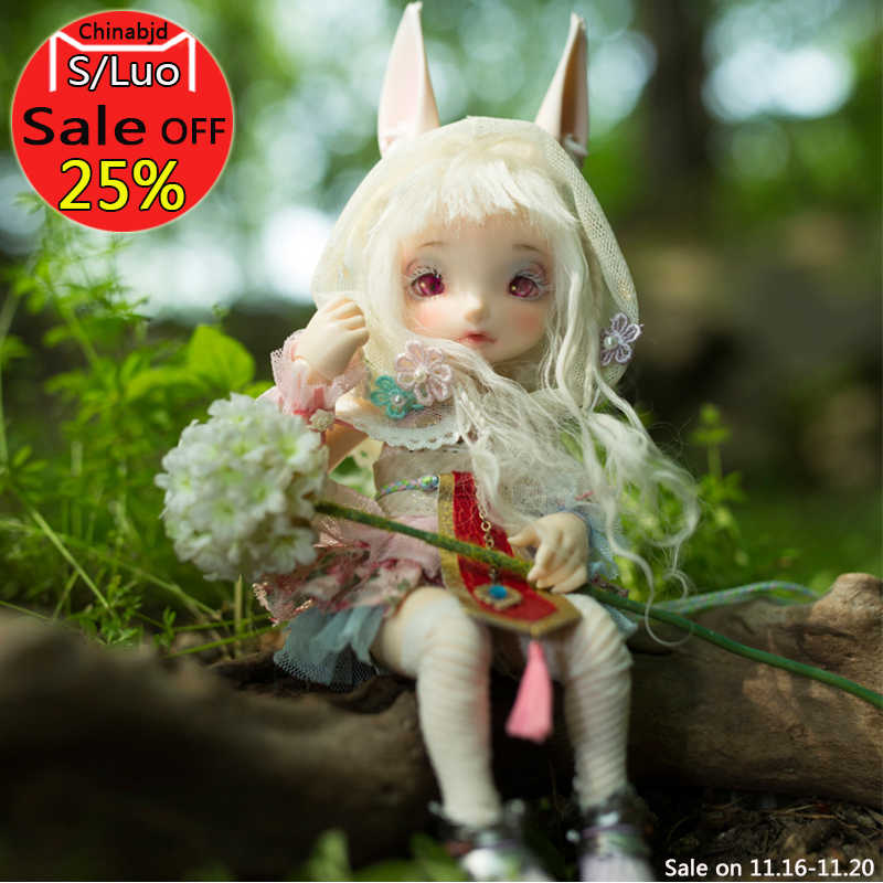 Oueneifs Fairyland RealFee May sd bjd dolls 1/7 body model tsum  baby dolls toys dollhouse silicone resin anime furniture