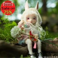 Oueneifs Fairyland RealFee May sd bjd dolls 1/7 body model tsum baby dolls toys dollhouse silicone resin anime furniture