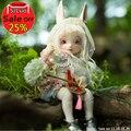 Oueneifs Fl19 1/8 RealFee May sd bjd model tsum reborn baby  dolls toys  dollhouse silicone resin anime  furniture