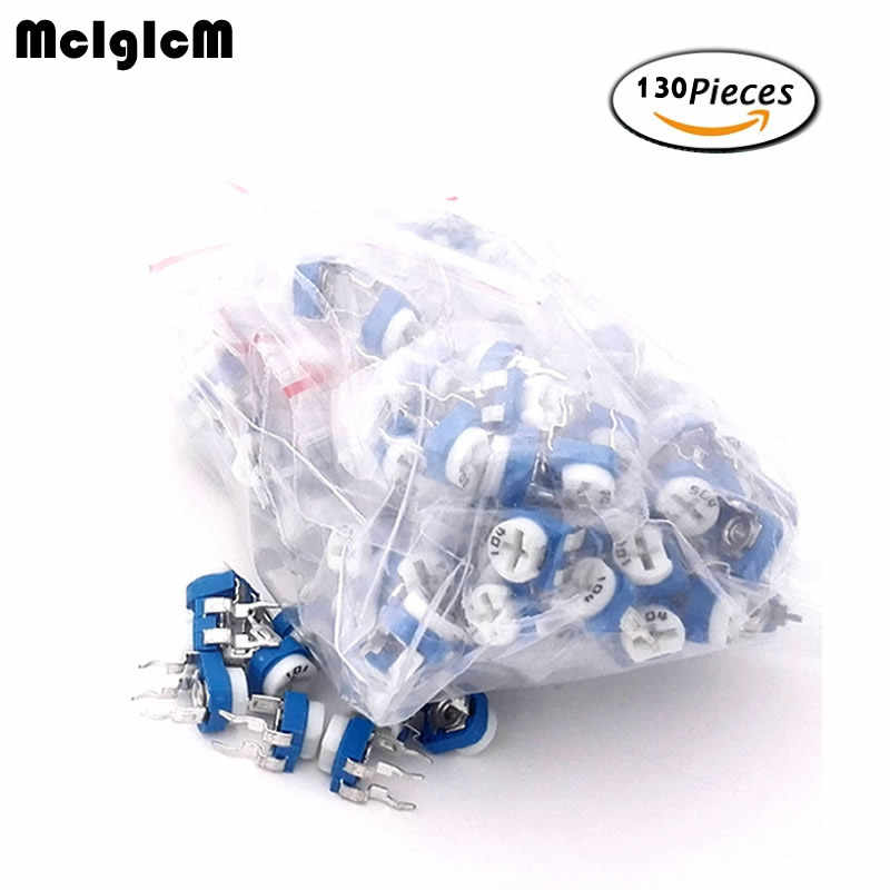 MCIGICM 1000PCS 3386P potentiometer precision adjustable