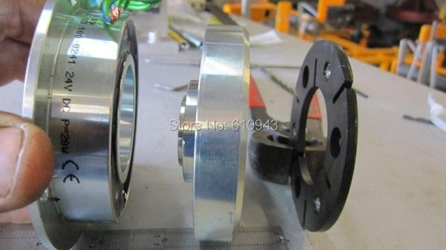 High Precision 24 Voltage Electric Clutch Brake