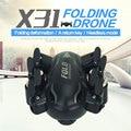 SYX31 Dobrável 2.4 Ghz 4CH 6 Eixos Giroscópio Quadcopter Controle Remoto RC Zangão ORKUT