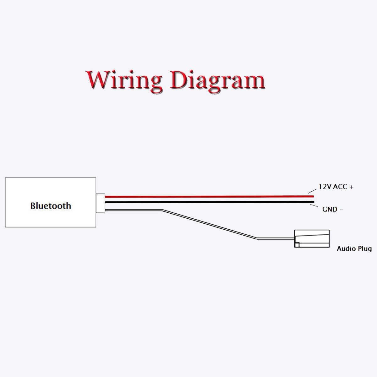 medium resolution of  aux cable adapter bluetooth module radio 12 pin for bmw 3 series e90 e92 e93