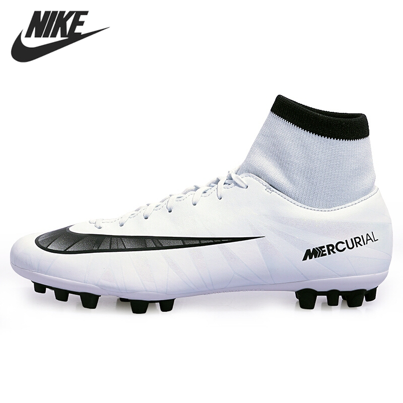 Original New Arrival 2017 NIKE VCTRY VI DF CR  AG-R Men's Football Shoes Sneakers