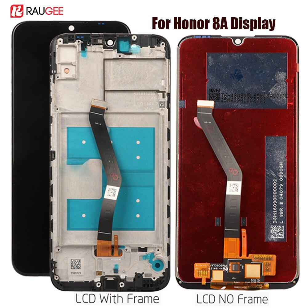 Exibir Para Honra 8A LCD Touch Screen Substituição Assembleia Para Huawei Honor 8 UMA Exibição Testado Telefone Lcds de Tela Sensível parte