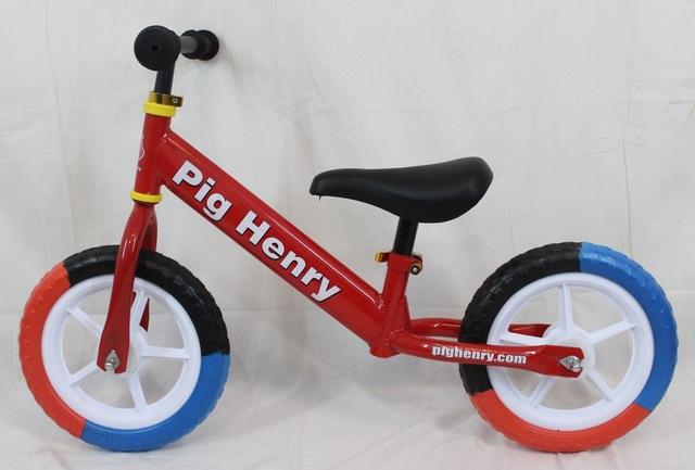 12 polegadas Crianças Bebê Multifunções Duas Rodas Da Bicicleta Única Bicicleta Sit infantil triciclo Empurrar triciclo infantil 0 ~ 6 Anos