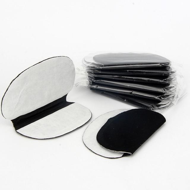 100Pcs Black Summer Underarm Absorbing Sweat Deodorant Armpit Antiperspirant Disposable Pads Dress Clothing Shield Perspiration 3