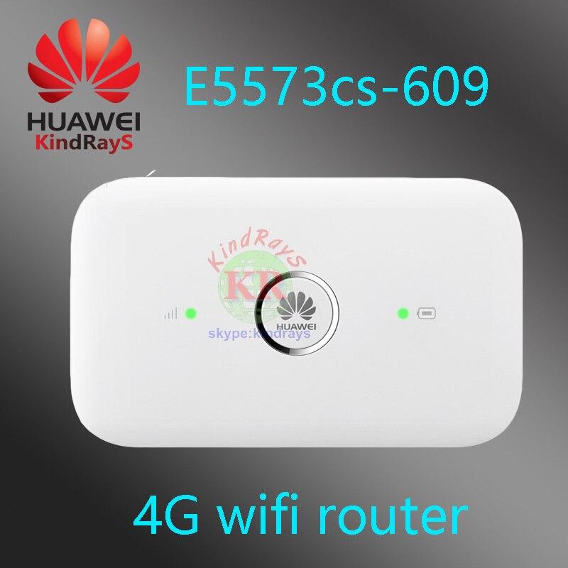 Débloqué Huawei E5573 4G routeur WiFi répéteur 4G LTE routeur E5573cs-609 e5573s 4g mifi routeur de poche lte routeur wifi